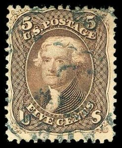 U.S. 1861-66 ISSUES 76  Used (ID # 80538)