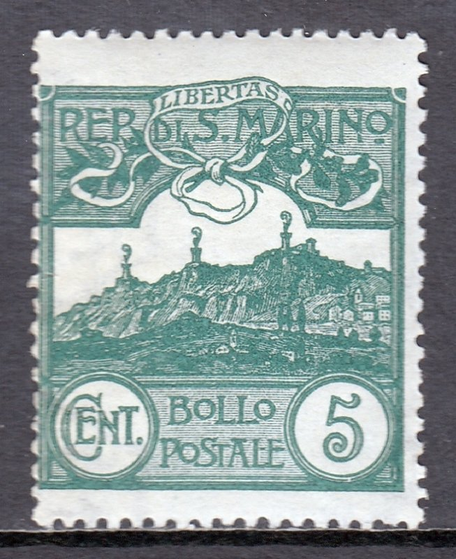 San Marino - Scott #42 - MLH - SCV $11.50