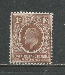 East Africa & Uganda Protectorates  Scott catalog # 31 Unused Hinged See Desc