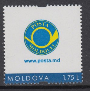 Moldova 888 MNH VF