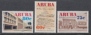 Aruba 78-80 MNH VF