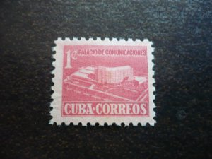 Stamps - Cuba - Scott# RA34 - Mint Hinged Single Stamp