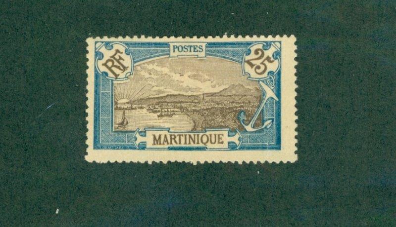 MARTINIQUE 74 MH  BIN$ 2.00