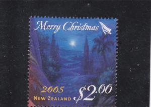 New Zealand  Scott#  2040  Used