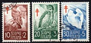 Finland #B135-7   F-VF Used CV $5.45  (X620)