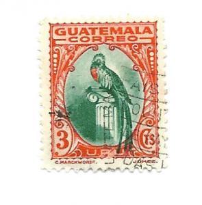 Guatemala 1935 - U - Scott #275