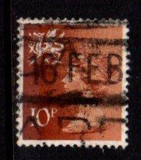 Wales - #WMMH13 Machin Queen Elizabeth II - Used