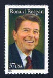 3897 Ronald Reagan F-VF MNH single