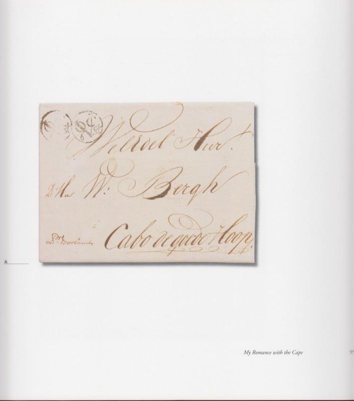 My Romance with the Cape, by Antonio Bertolaja. NEW. Retail price $120