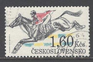 Czechoslovakia Sc # 2206 used (DDT)