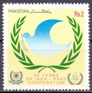 Pakistan. 1997. 1997. politics. MNH.