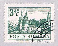 Romania 2356 Used Sinala Castle 1972 (BP29216)