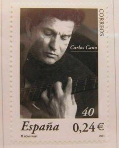 A8P42F223 Spain 2001 40p MNH** Commemorative Stamp