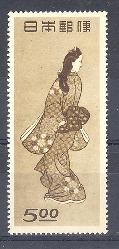 Japan #422  Mint VF NH