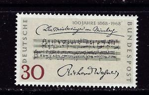Germany 987 NH 1968 Richard Wagner