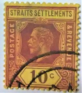Straits Settlements 191a f-vf