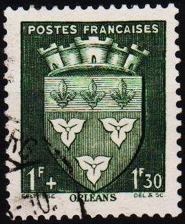 France.1942 1f+1f30 S.G.760 Fine Used