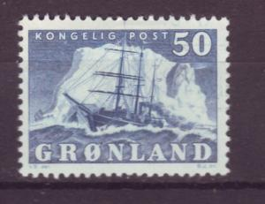 J16582 JLstamps 1950-60 greenland hv of set mng #35 ship $52.50 scv