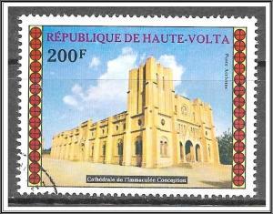 Upper Volta #C173 Airmail CTO NH