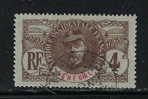 Senegal 59 Used 1906 issue