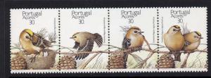 Portugal - Azores 380a MNH Birds