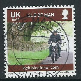 Isle of Man  FU SG 1564  inscribed UK