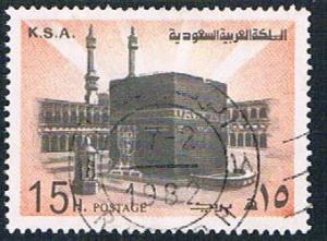 Saudi Arabia 693 Used Holy Kaaba (BP582)