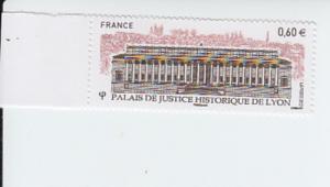 2012 France Historic Lyon Courthouse (Scott 4295) MNH