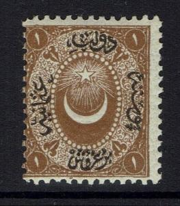 Turkey SC# 36, Mint Hinged - Lot 012217