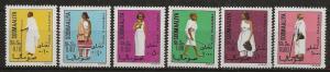 Somalia 418-423 nh [ck15]