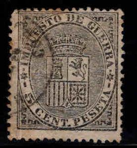SPAIN Scott MR1 Used stamp