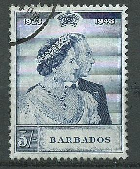 Barbados SG 266 Very Fine Used