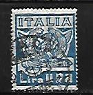 ITALY, 162, USED, WREATH OF VICTORY