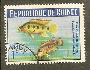 Guinea    Scott 318    Fish    CTO