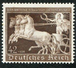 German Reich   Mi.# 747             Sc.# B173  MNH**
