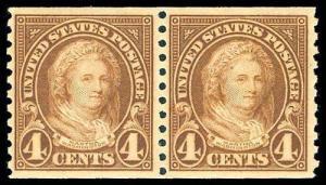 U.S. 1922-25 ISSUES 601  Mint (ID # 76460)