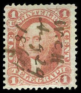U.S. REV. FIRST ISSUE R4c  Used (ID # 73758)