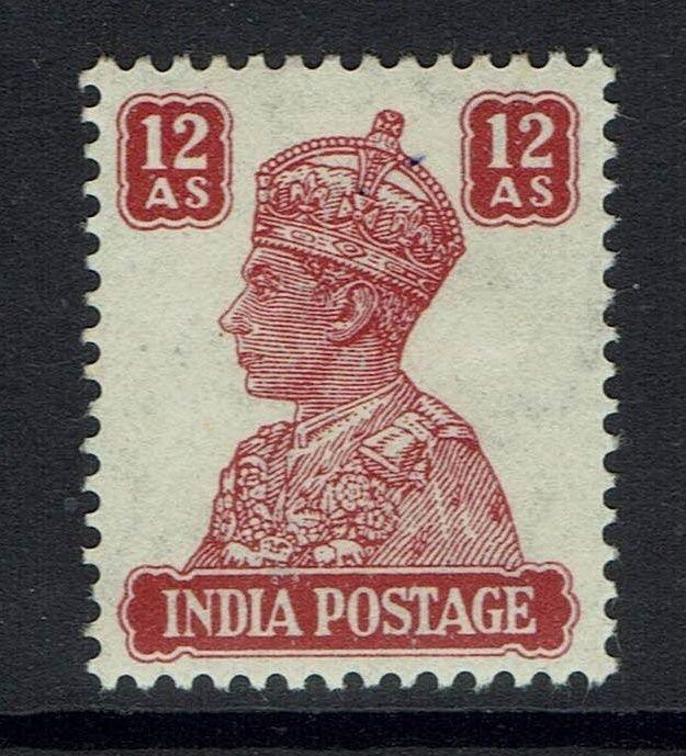 India - SG# 276 - Mint Lightly Hinged - 082816