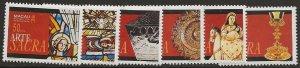 Macao 751-756 nh