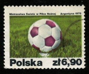 1978 Sports 6.90Zl (TS-612)