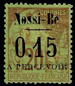 Nossi Be Sc J14 Mint VF hr...Nossi Be has crazy upside!