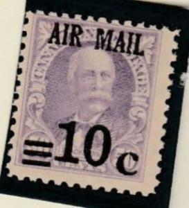 U.S. Canal Zone Scott #C4 Airmail Stamp - Mint NH Single
