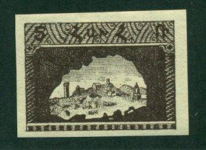 Armenia 1921 #281 MH SCV(2020)=$0.50
