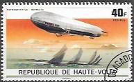 Haute-Volta Beautiful - Zeppelin 40F