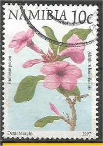 NAMIBIA, 1997, used 10c, Fauna . Scott 854