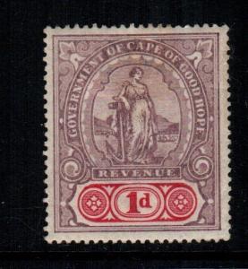 Cape of good hope revenue mint