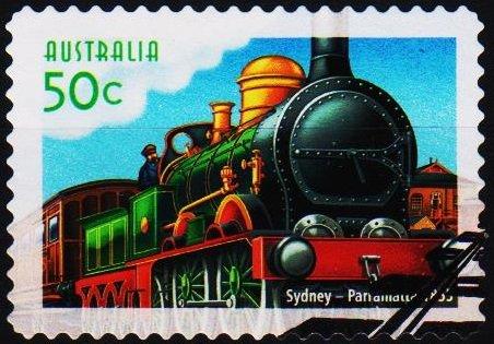 Australia. 2004 50c S.G.2430 Fine Used