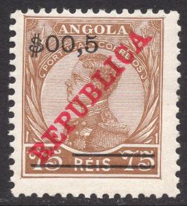 ANGOLA SCOTT 226