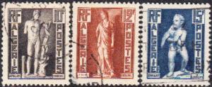 Algeria #240-245 Used Set