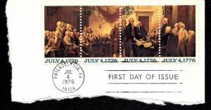 1694a First Day Cover... SCV $2.00